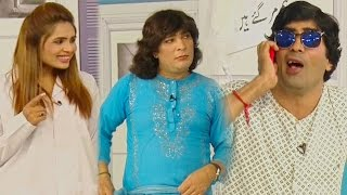 Pagal Khana Featuring Sajan Abbas | Eid Special Tele Theater | Neo TV