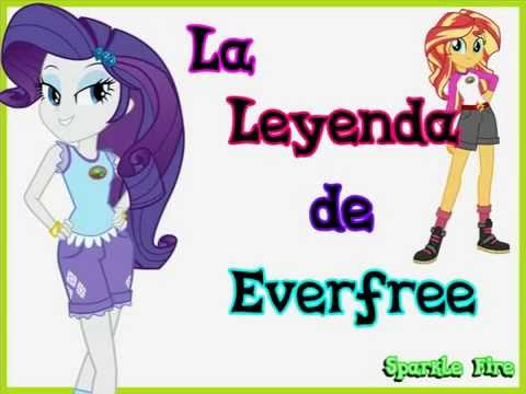 MLP: Leyenda de Everfree - La Leyenda de Everfree - Letra en Latino