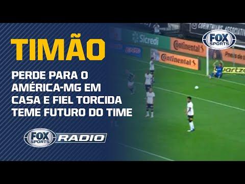 CORINTHIANS VAI SER REBAIXADO COM ESSE TIME?   FOX Sports Rádio