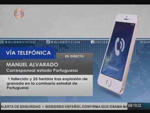 Un muerto y 25 heridos dejó ataque a sede de Poliportuguesa en Guanare