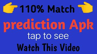 world best match prediction app & website | fancode 110% win