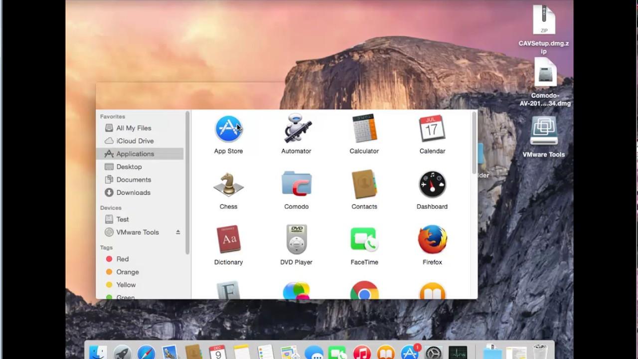 How to Uninstall Comodo Antivirus for Mac?