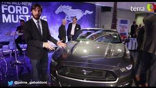 Primera Impresion Ford Mustang 2015 Espaol