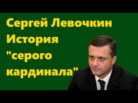 Сергей Левочкин. История