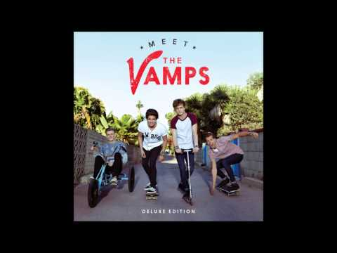 The Vamps - On The Floor (Audio)