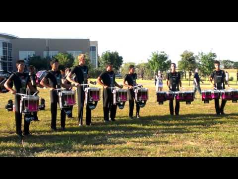 The Academy drumline 2012 @ Denton Book 2
