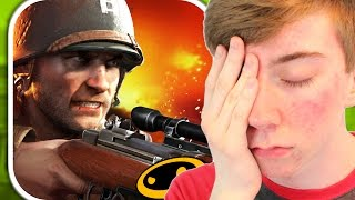 FRONTLINE COMMANDO: WW2 SHOOTER (iPhone Gameplay Video)