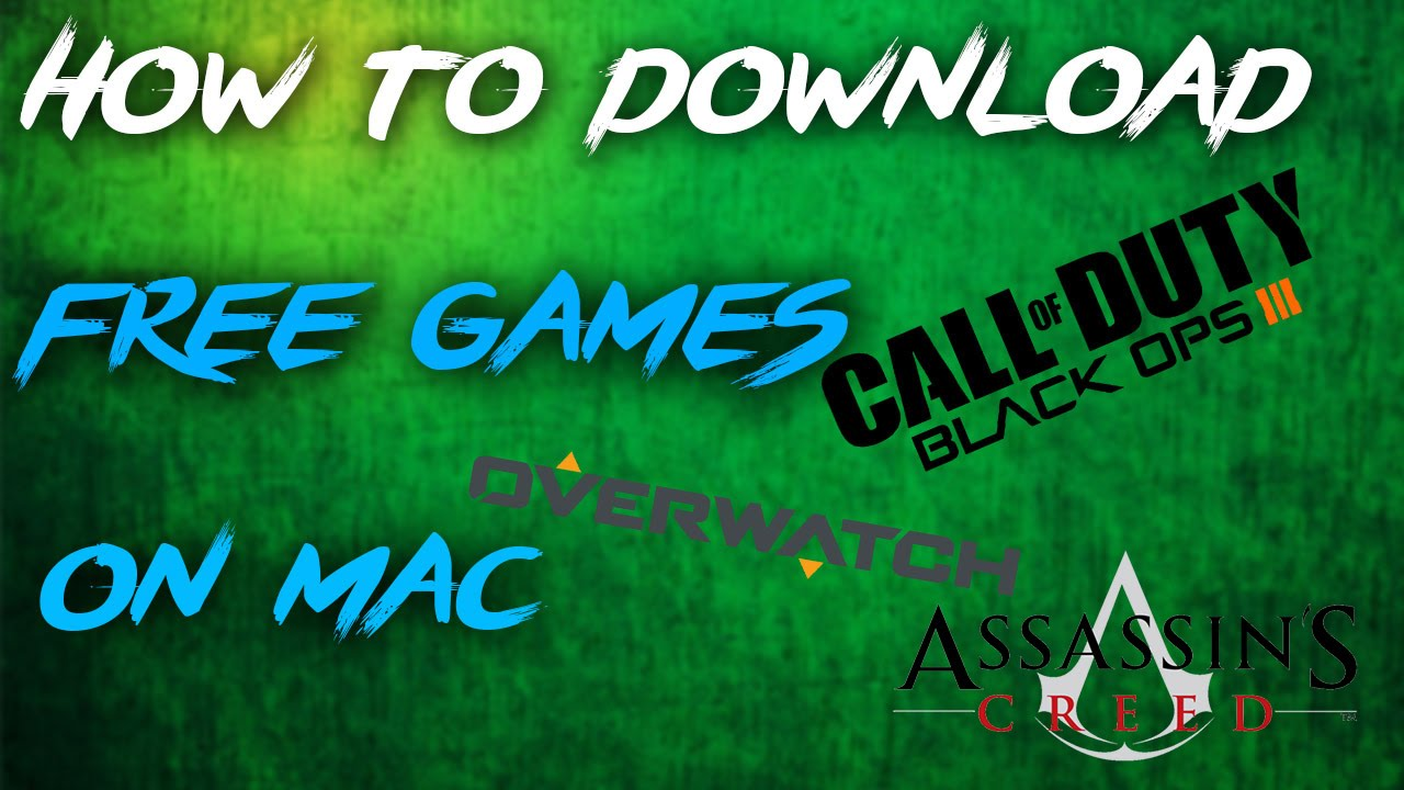 best site to download games for mac