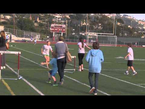 City Of Laguna Beach Annual Boys And Girls Track Meet 2012