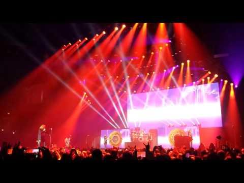 Whitesnake- Here I go again 7/12/2015 see arena belfast