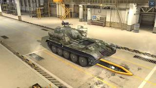 World Of Tanks Blitz Game Play (SU-101) v4.2.1