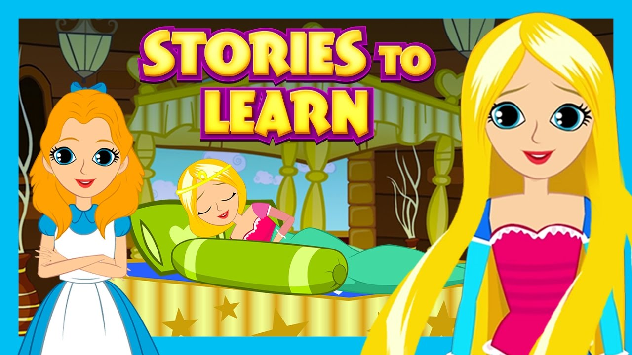 Stories To Learn For Kids || English Learning Stories - Tia and Tofu Stories