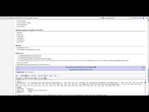 Wikipedia Tutorial: Creating Citations