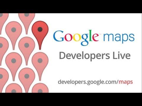 Google Maps Developers Live: A Journey of 245k Points