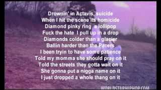 Codeine Crazy - Future (LYRICS)