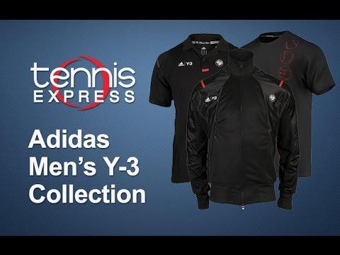 dcd22dd5c5d90 Adidas Men s Roland Garros Y-3 Collection Review