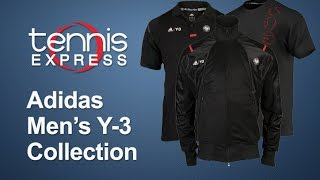 Adidas Mens Roland Garros Y-3 Collection Review | Tennis Express