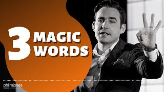 Magic Words by Phil M Jones