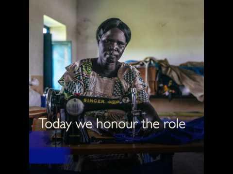 IOM celebtares International Women's Day 2017