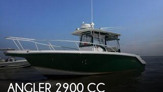 [UNAVAILABLE] Used 2000 Angler 2900 CC in Little Egg Harbor, New Jersey