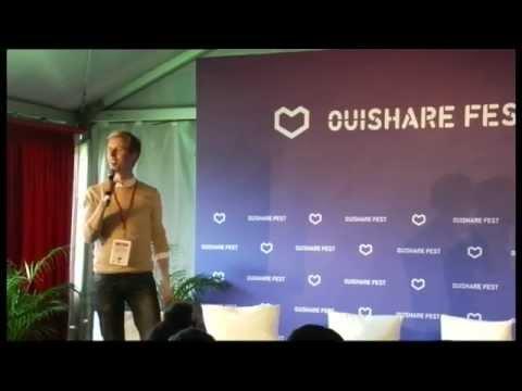 Pieter Van Boheemen - How to leverage citizen science and... - OuiShare Fest 2015 - [Eng]