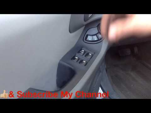 Hyundai Santa Fe power Lock/Power Window Fuse Replacement