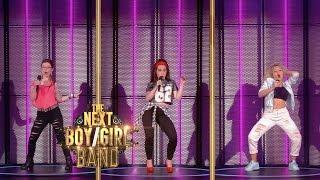 'De middelste lijkt op Selena Gomez!' - The Next Boy/Girl Band
