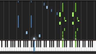 Passion/Sanctuary Piano : la mejor cancion de piano de este mundanal mundo!