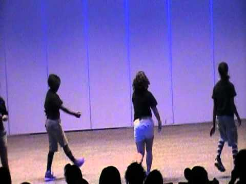 Paradigm Dance performs at Danville Community College
