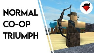 There's Nothing Special About this Co-Op Triumph | Tower Battles [ROBLOX]