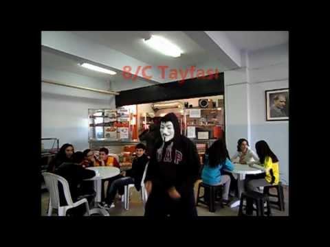 Harlem Shake Orginal Turk School Canteen