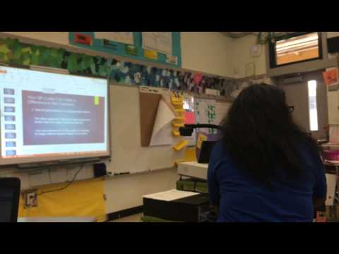 QR CODES-Presented to the teachers at Pugh Elementary School