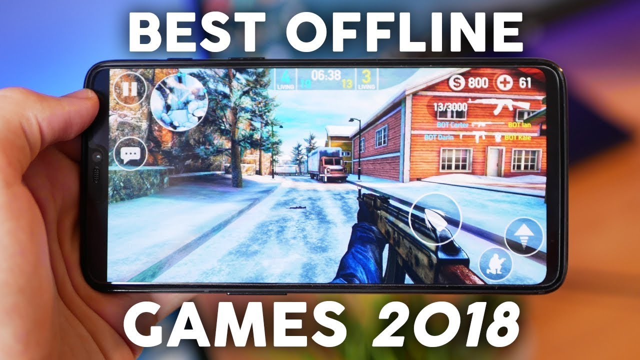 best offline android games for free
