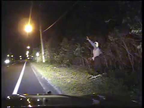 Police DashCam Footage from Leesburg Shooting