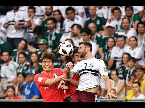 المكسيك يتغلب على كوريا الجنوبية بهدفين لقاء هدف  - نشر قبل 3 ساعة