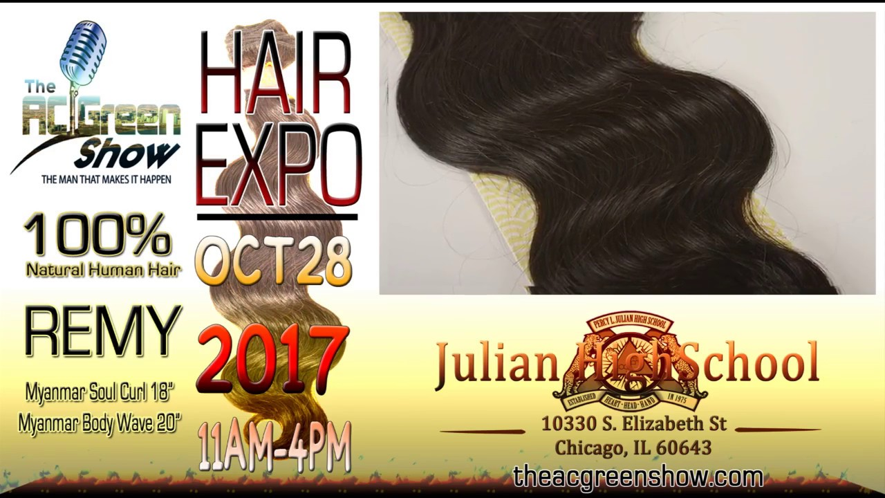The AC Green Show Hair Expo