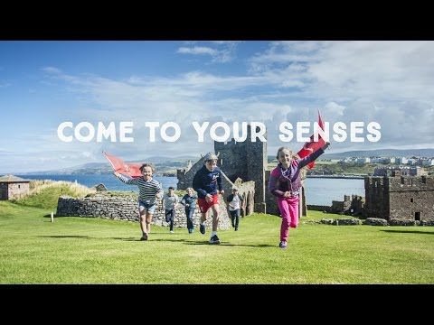 Come to your senses... Come to the Isle of Man 2017