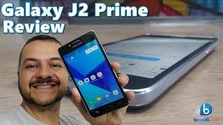 Galaxy J2 Prime - Review (Análise Completa em Português)