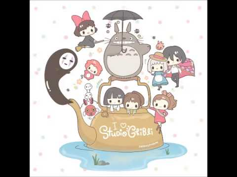 Nhạc Không Lời Của Studio Ghibli Hay Nhất