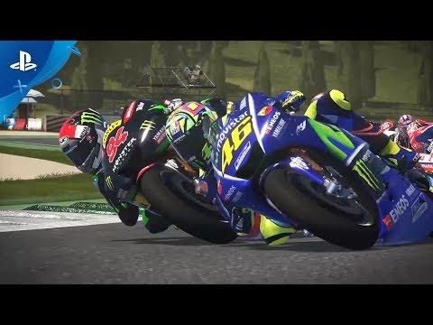 MotoGP 17 - 2017 Season Trailer | PS4