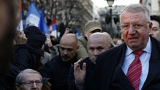 Den Haag:  Serbischer Nationalistenführer Seselj freigesprochen
