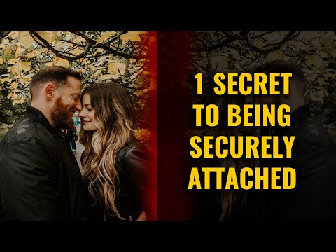 Trust In Relationships & Dating  (Operating from Secure Attachment)