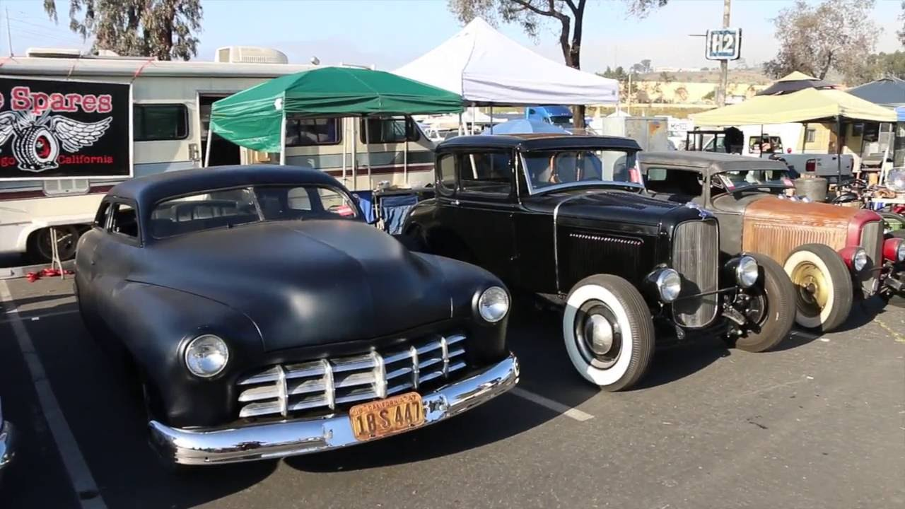 Big 3 - Antique Car Parts Show - YouTube