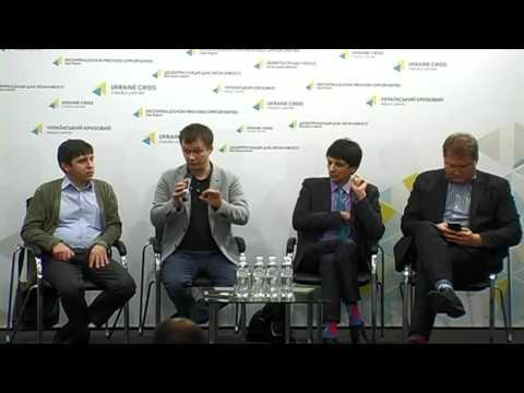Reforms priorities in 2017. Panel ІІ: What the Ukrainian eco
