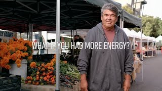 HumanN: What if you had more energy?