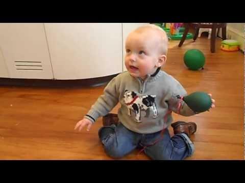 Hyperactive Baby
