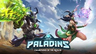 Paladins - Cinematic Trailer - 'Champions of the Realm' thumbnail