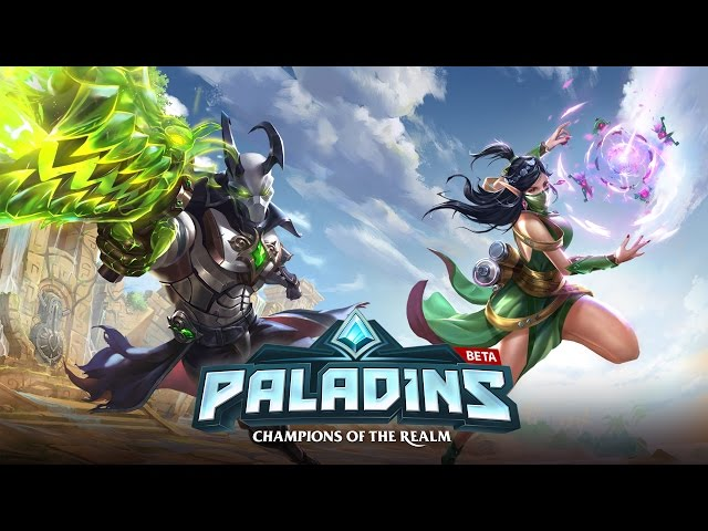 Best Paladins Champions to play in August | AllGamers