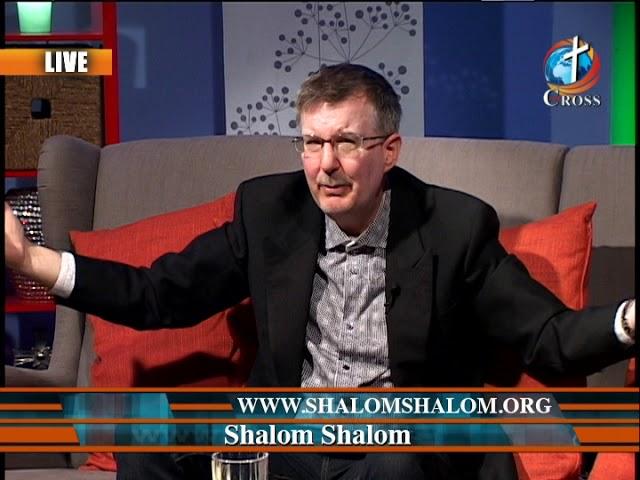 Shalom Shalom Dr. Marisol & Rev. Dexter Peltzer 01-02-2018  English