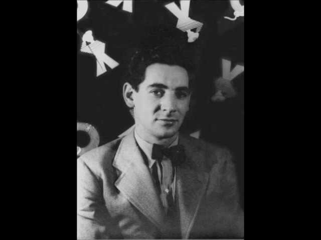 Bernstein Fancy Free, conducted by the composer (Decca, 1944)